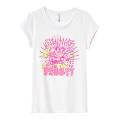 Damen-T-Shirt mit traumhaften Motiven