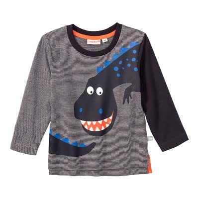 Baby-Jungen-Shirt mit Dino-Design