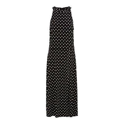 Damen-Kleid mit raffiniertem Verschluss