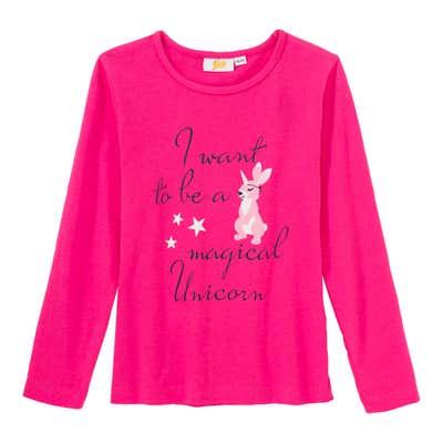 Mädchen-Shirt mit tollem Spruch