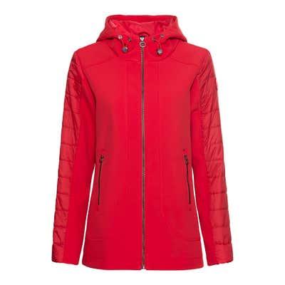 Damen-Outdoor-Jacke mit Kapuze