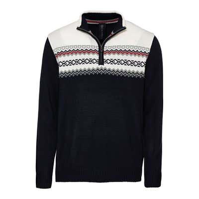 Herren-Pullover im Norweger-Style