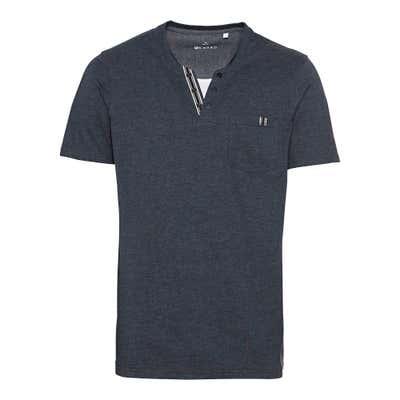 Herren-T-Shirt mit Brusttasche
