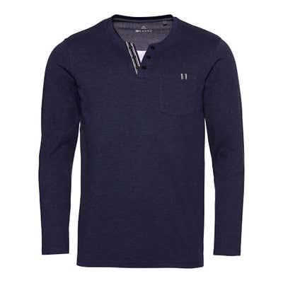 Herren-Shirt mit Brusttasche