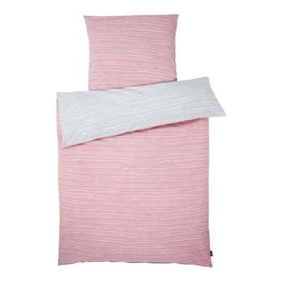 Baumwoll-Bettwäsche mit hübschem Muster