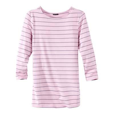 Damen-Shirt mit Rundhals