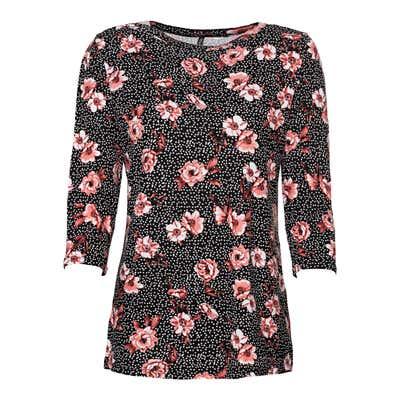 Damen-Shirt mit modischem Muster