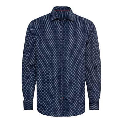 Herren-Hemd mit schickem Muster