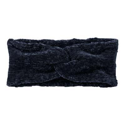 Damen-Stirnband aus Chenillegarn