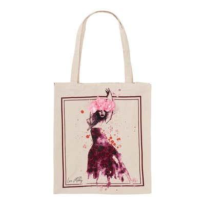 Damen-Baumwoll-Tasche in verschiedenen Designs