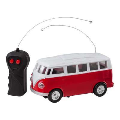 Retro-Bus mit Fernsteuerung