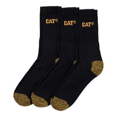 CAT® Herren-Arbeitssocken, 3er Pack