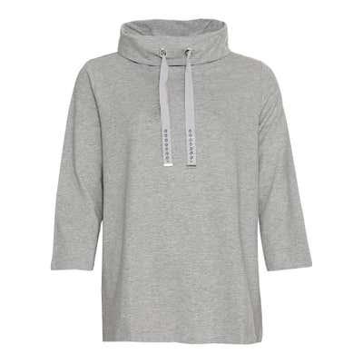 Damen-Sweatshirt mit Bindebändern