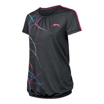 Damen-T-Shirt mit modischem Aufdruck
