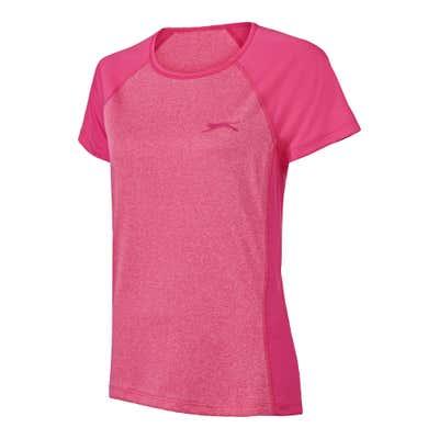 Damen-T-Shirt mit Raglanärmeln