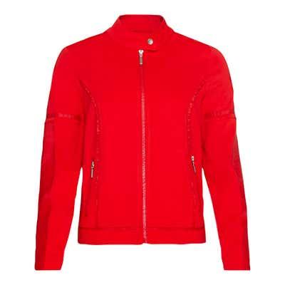Damen-Jacke mit 2 Reißverschluss-Taschen