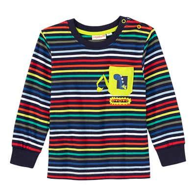 Baby-Jungen-Shirt mit Brusttasche
