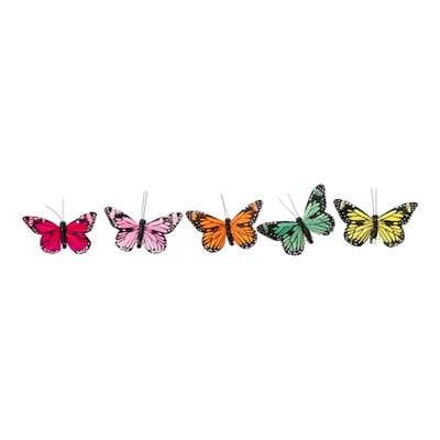 Schmetterling Dekoration