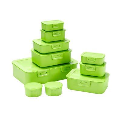 Frischhaltedosen-Set, 10-teilig