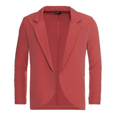 Damen-Jersey-Blazer mit 3/4 Ärmel