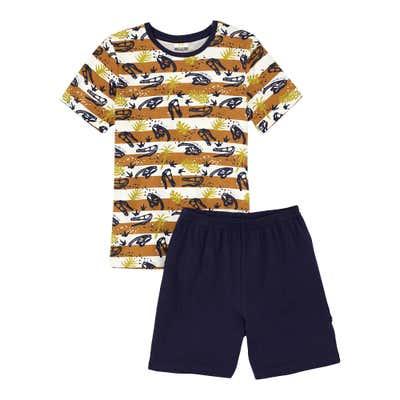 Kids-Jungen-Shorty mit Streifen