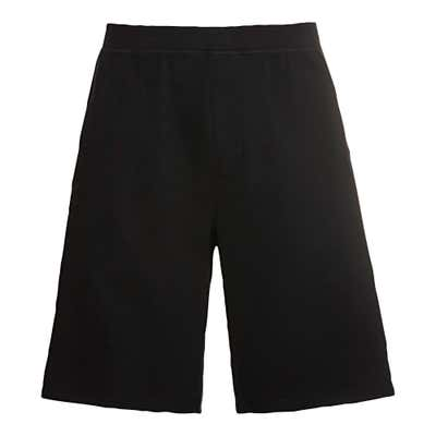 Herren-Shorts mit aufgesetzter Tasche hinten