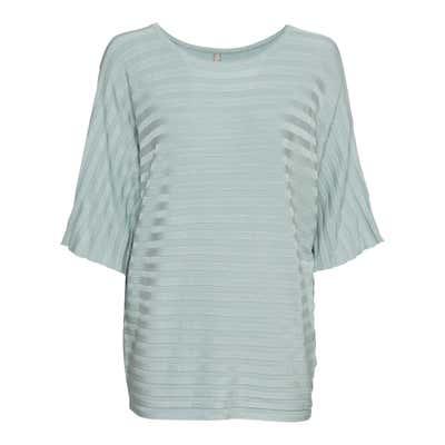 Damen-Pullover mit Fledermausärmeln
