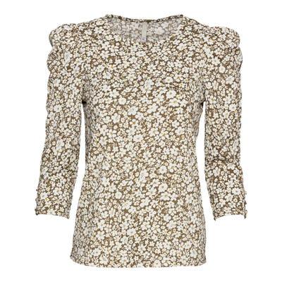 Damen-Shirt mit tollen Details am Ärmel