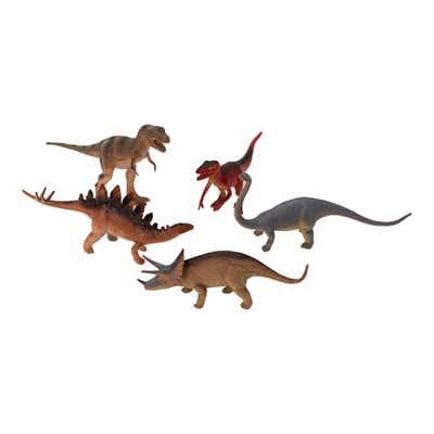 Spielzeug-Tiere, 5er Pack