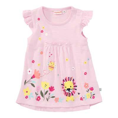 Baby-Mädchen-T-Shirt mit Flügelärmeln