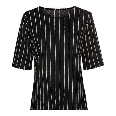 Damen-T-Shirt mit schöner Struktur