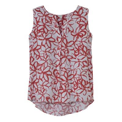 Damen-Bluse ohne Ärmel