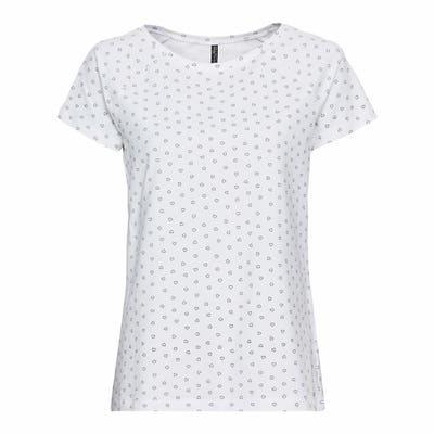Damen-T-Shirt mit Raglan-Ärmeln