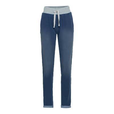 Damen-Joggpants im Jeans-Design