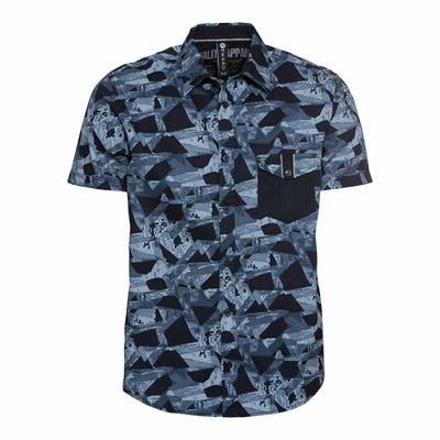 Herren-Hemd mit tollem Muster