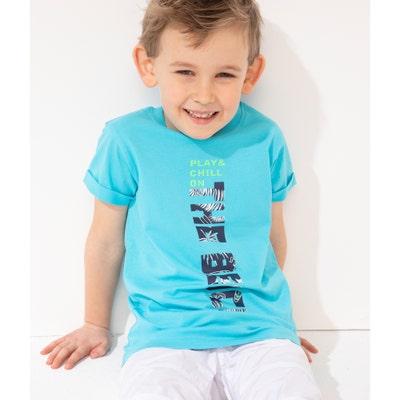 Kinder-Jungen-T-Shirt im sparsamen 2er-Pack