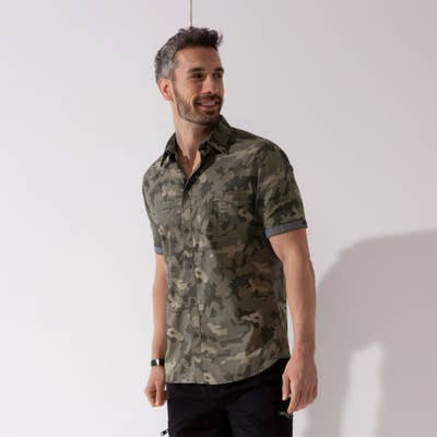 Herren-Hemd aus Baumwolle