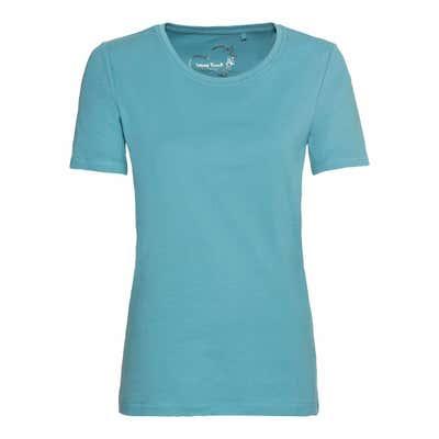 Damen-T-Shirt in auffälligen Farben