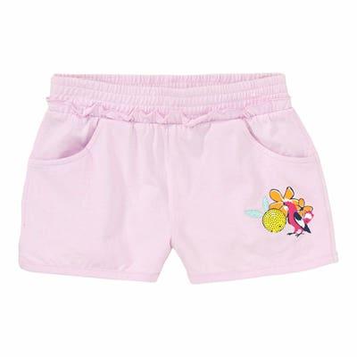 Mädchen-Shorts mit Pailletten