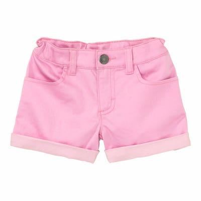 Mädchen-Shorts mit verstellbarem Bund