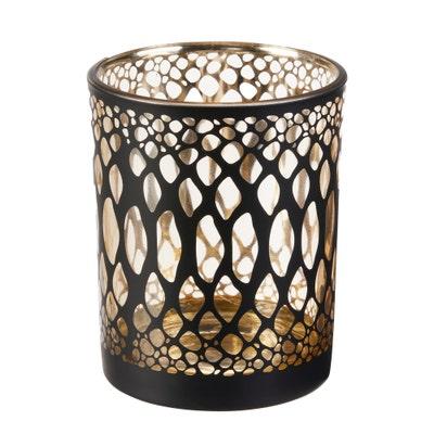 Kerzenglas für Teelichter
