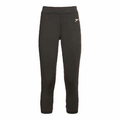 Slazenger Damen-Sport-Hose mit kleinem Logo