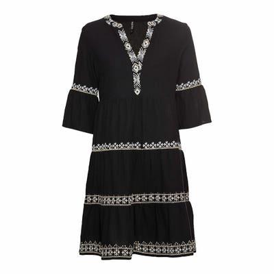Damen-Kleid mit Ärmeln
