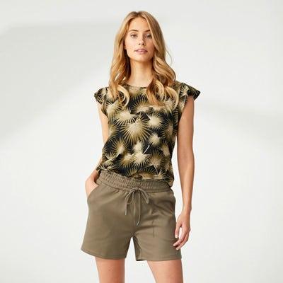 Damen-Shorts in verschiedenen Farben