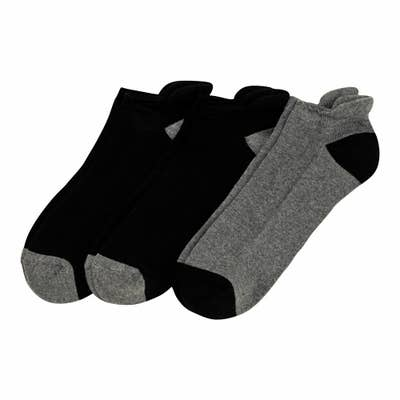 Herren-Sport-Sneaker-Socken, 3er-Pack