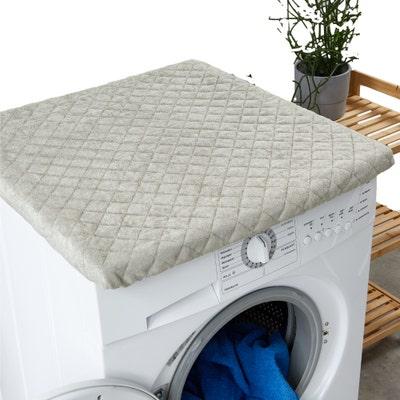 Waschmaschinen-Bezug mit Spanngummizug, ca. 60x60x4cm