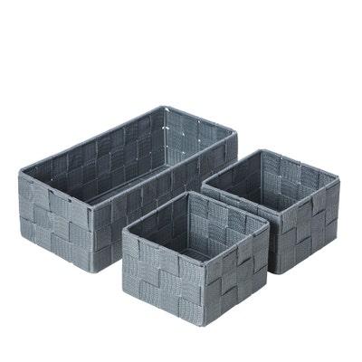 Organizer-Set mit 3 Körben