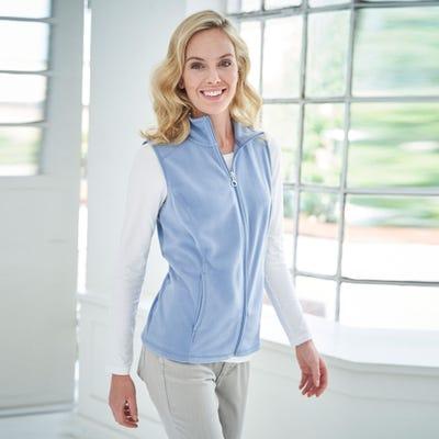 Damen-Sweatshirt mit 2 Taschen