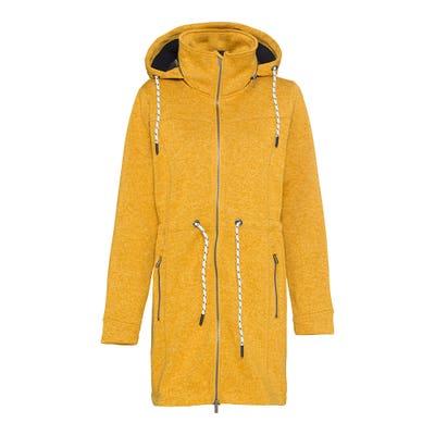 Damen-Mantel mit Stehkragen