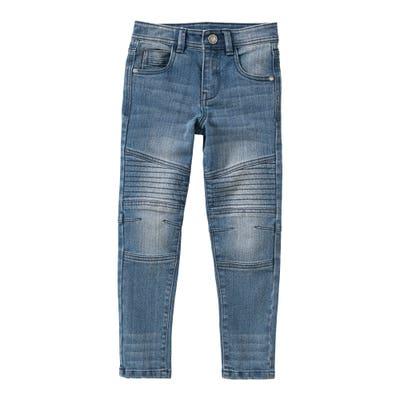 Jungen-Jeans mit cooler Waschung